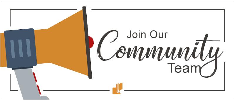 Community Team Call – Fall 2020