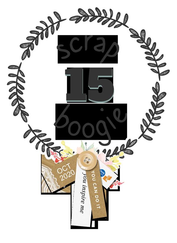 Scrap 15 Bookie