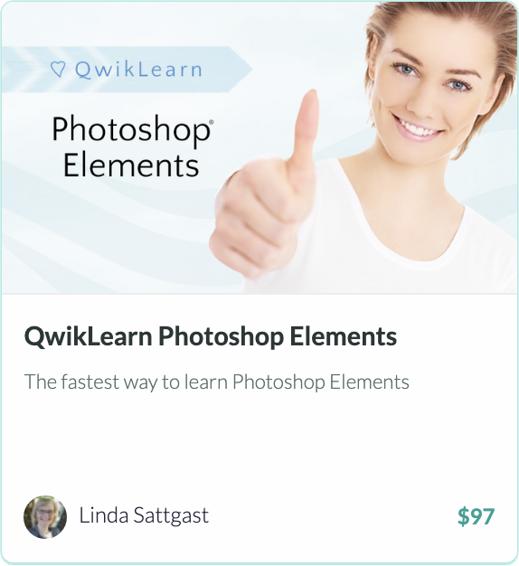 Purchase a Voucher for QwikLearn Photoshop