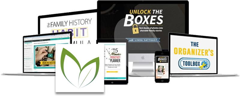 Enter to win a FREE Unlock the Boxes class from Family History Hero ($297 value)