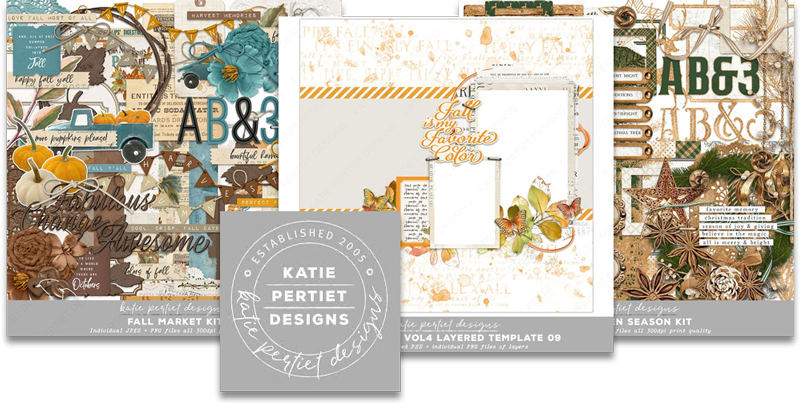 Enter to win $50 credit on account from Katie Pertiet Designs