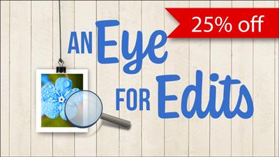 An Eye For Edits by Jenifer Juris