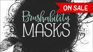 25% off Brushability: Making Masks by Syndee Rogers through May 2, 2021