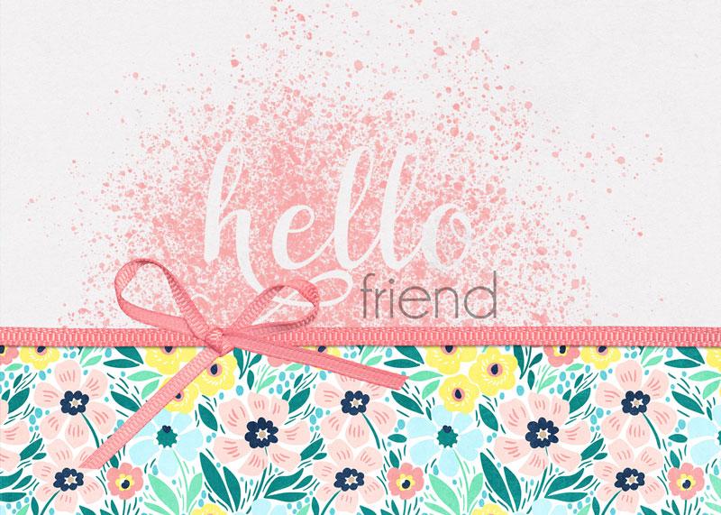 Card: Julie Singco Kit: Wave Break by KimB Designs Fonts: Syirenata, Champagne & Limousines