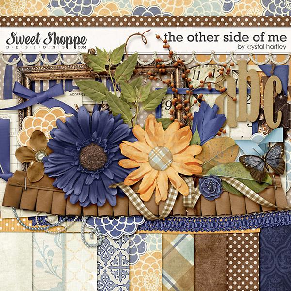 February Guest Designer @ Digital Scrapper - Krystal Hartley